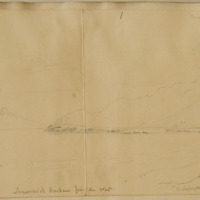 Smerwick Harbour from the West. July 1856