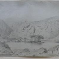 Gougane Barra, Co. Cork, 21 Aug 1854