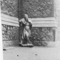 Saint Andrew's Statue, Saint Andrew's Church, Dublin, Co. Dublin
