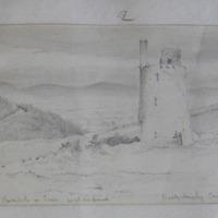 Ballycloughy Castle near Carrick on Suir Co. Waterford