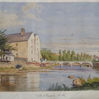 Mill at Kanturk, Co. Cork