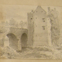 Carrick a Drohid Castle. 11 Feb 53