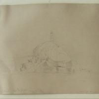 Old Head of Kinsale. New Light House. Aug 1852