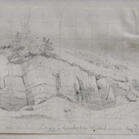 Upper Limestone. South side of ?Limbuton Hill Kanturk Co. Cork. May 56