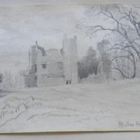 Mallow Castle, April 1855
