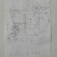 Plan of Castle of Enniscorthy