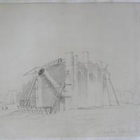 Lord Ross Telescope. Parsonstown Castle