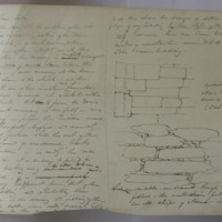 Ruins of Round Tower, Kells [analysis of masonry style]