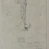 East face of cross at Tully Co. Dublin. Nov. 1860