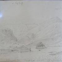 Cloghernoosh Lake; Black Valley; Lough Duff; Sugarloaf