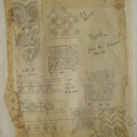 Owen Jones Grammar of Ornament [10 patterns]
