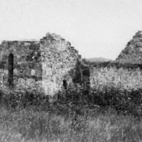 The Church of the Three Sons of Nessa, Ireland's Eye, Co. Dublin