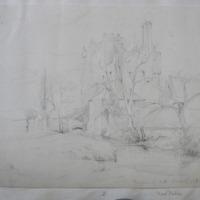 Drimnagh Castle, March 9th 1841, near Dublin