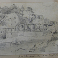Mill below Enniscorthy on the Wexford Road