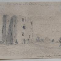 Cramps Castle, Fethard  Tip., Nov. 8. 57