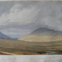 Glen Cullen Co. Dublin. Sugar Loaf Mountain