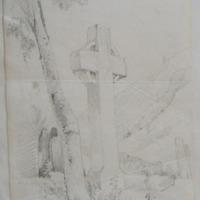 the cross, Glendalough