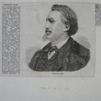 [Newspaper article about Gustave Dore]