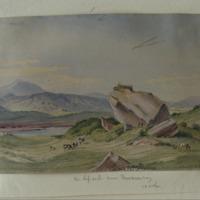 The Ship Rock near Dunmanway Co. Cork 12 November 1853