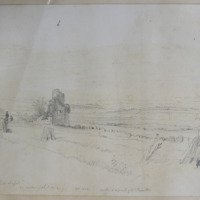 """White Chapel"" Co. Carlow (Sheet 19.4). Sept 1848. on the NW flank of Mount Leinster"