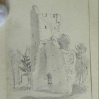 E tower Castle More Rye Co Cork. Feb 22 1854