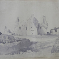 Augst 28. 1841; Tully old castle, Co. Fermanagh