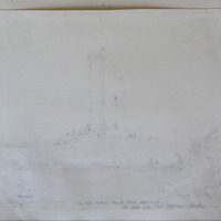 Cappa Uniacke Castle. The hill called Cruck Liam Derenagh. The hill of the last William (Burke)