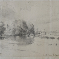 Mill near Edenderry, Kings Co. July 1859
