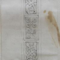 Duleek Cross N Face. July 1866