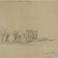 Moymet Castle Co. Meath 2nd May 1859