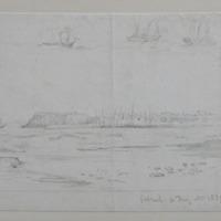 Portrush Co. Derry. Nov. 1839