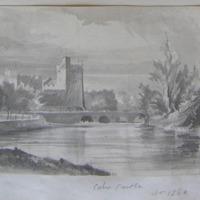 Cahir Castle Nov 1840