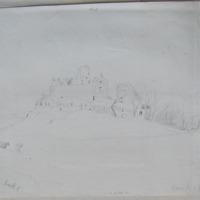 Carrick a Gunnel Castle. Co. Limerick