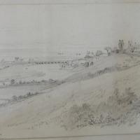Arklow Castle, 24 April 1861
