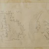 Alternate Arch Mouldings Mellifont Chapter House octagonal; groin of chapter house Mellifont Co. Louth June 1866 [Lavavo]
