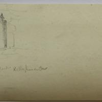 Window, Kilcloghan Castle