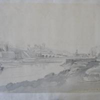 Bray, April 29-1842. Sugarloaf Mt.