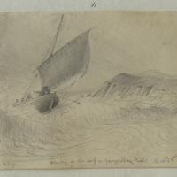 Landing in the surf in Garrywilliam beach (11)