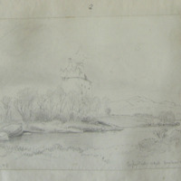 Togher Castle Co. Cork. Dunmanway 29 March 1854