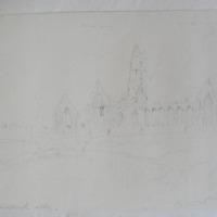 Kilmallock Abbey. Geo V Du Noyer