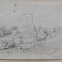 Castle near Ballylickey, Bantry Bay