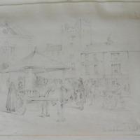 The Clock Tower Cashel. Dec 1840