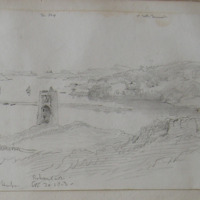 Castle Townsend Harbour; Raheen Castle; Sep 30 1853;