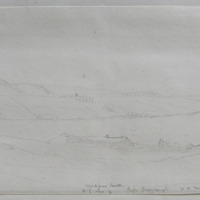 Mortimers Castle NE shore of Lake Derravarragh Co. W. Meath. May 1864