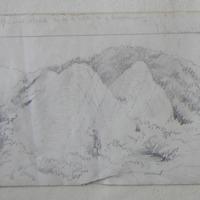 Glacial ? Rocks ? N of Dunmanway