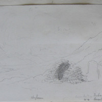 Cloughan, near head of Feohanagh River W of Brandon Co. Kerry n.d.