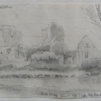 Kells Priory founded 1193. (Jeffrey FitzRobert)