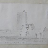 Castle near Fethard Co. Tipperary