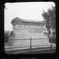 Tomb of John Philpot Curran, Glasnevin Cemetery, Dublin, Ireland