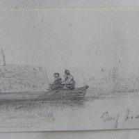 Turf Boat Lough Sheelin